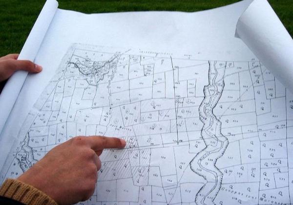 Закачать Формирование межевого плана земельного участка курсовая